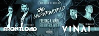 The Underworld with special guest VINAI, supported by Frontload@Bollwerk