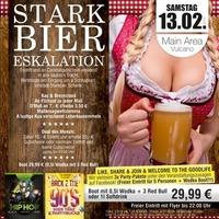 STARKBIER ESKALATION@Vulcano