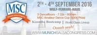 SALSA CLUB SALZBURG goes MUNICH SALSA CONGRESS 2016@Wolf Ferrari Haus Ottobrunn