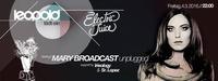 LEOPOLD LÄDT EIN x ELECTRIC JUICE // Mary Broadcast Unplugged x Irieology x Sr. Lopez@Café Leopold