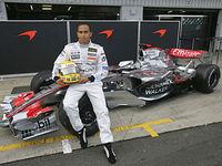 Gruppenavatar von Lewis Hamilton