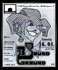 23 Sound Ground@Bergwerk