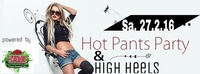 Hot Pants & High Heels Party@Disco Bel