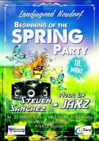 Beginning Of The Spring 2O16@Veranstaltungshalle Neudorf