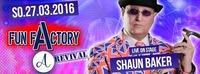 Shaun Baker - FUN FACTORY REVIVAL Party@A-Danceclub