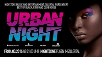 Urban Night@Nightzone Zillertal
