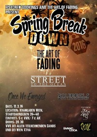 Fistcrew Bookings and The Art of Fading present: SpringBreakDown 2016@Kramladen