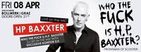 H.P. BAXXTER LIVE - Frontman of SCOOTER