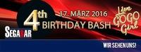 4th BIRTHDAY BASH!@Segabar Saalfelden