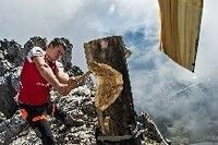 STIHL TIMBERSPORTS ®   -  Champions Trophy lässt im Mai die Späne fliegen@Bergstation Harschbichl