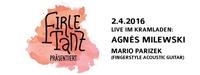 FirleTanz #7 - Live: Agnès Milewski ::: Mario Parizek@Kramladen