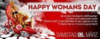 HAPPY WOMEN'S DAY@Tollhaus Weiz