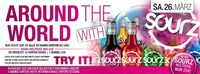 Around the World with SOURZ@Cube One