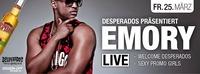 EMORY - Liveshow-