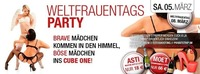 Weltfrauentags-Party@Cube One