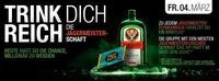 Trink dich reich - die Jägermeisterschaft
