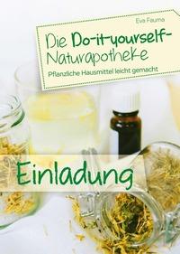 Buchpräsentation: Die Do-it-yourself-Naturapotheke