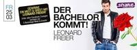 DER BACHELOR - LEONARD FREIER