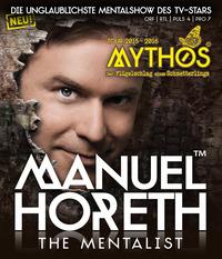 MANUEL HORETH  MYTHOS
