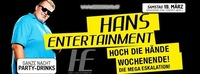 HANS ENTERTAINMENT - live on stage!@Brooklyn