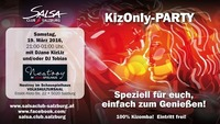 KizOnlyParty die Kizomba Party der Stadt SALSA CLUB SALZBURG@Schauspielhaus Salzburg