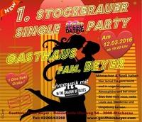 Große Single Party in Stockerau (Live Musik)@Gasthaus Beyer