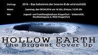 Vortrag: 2016 – Das Geheimnis der Inneren Erde wird enthüllt@Jugend- und Familiengästehaus Klagenfurt - Universität