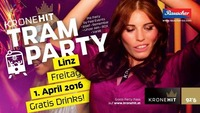 Die KRONEHIT Tram Party