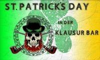 St. Patrick's Day 2016 @Klausur Bar@Klausur Bar