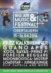 Fridge Festival Obertauern