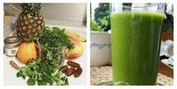 Grün, wild & roh: Grüne Smoothies mit Frühjahrskräutern@kv roeda