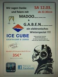 Elektronisches Winterspezial@Ice-Cube