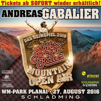 ANDREAS GABALIER – Mountain Open Air@Planai-Hochwurzen