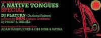 FM4 TRIBE VIBES SOUNDSYSTEM x NATIVE TONGUES SPECIAL@Café Leopold