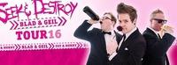 Seek & Destroy - CD Release Party - Wr. Neustadt@SUB