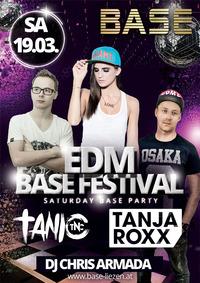 EDM BASE Festival@BASE