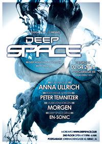 Deep Space pres. Anna Ullrich