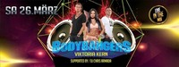 BODYBANGERS feat. Victoria Kern ★ LIVE IN THE BASE ★@BASE