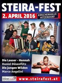STEIRA-FEST 2016@Kirschenhalle