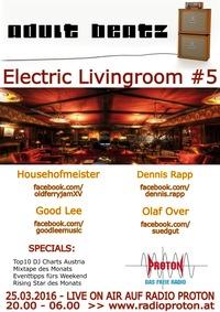 ADULT BEATZ #77 - Electric Livingroom #5