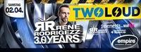 Rene Rodrigezz 3.0 Years