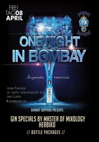 One Night in Bombay infused by Herbiko@Johnnys - The Castle of Emotions
