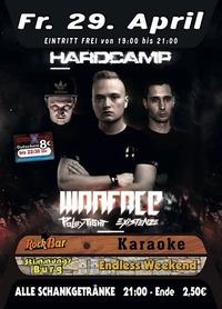 Hardcamp with WARFACE@Excalibur
