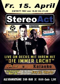 Stereo Act@Excalibur