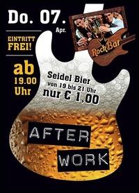 RockBar Afterwork!@Excalibur
