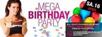 MEGA-BIRTHDAY-Party@Cube One