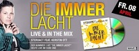 DIE IMMER LACHT- Kerstin Ott live@Cube One