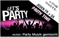 "Jeden Samstag: ""Partytime"""