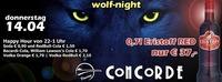 Wolf-Night@Discothek Concorde