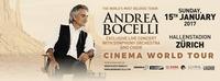 ANDREA BOCELLI Cinema World Tour - ZÜRICH@Schwarzl See